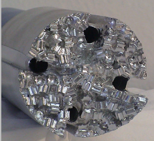 Opti-Cut mill shoe